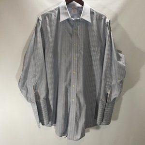 Brooks Brothers Dress Shirt Traditional Fit Cotton